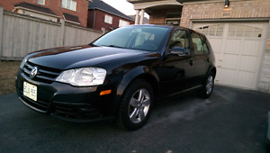 2010 vw golf. No accident. Auto transmission