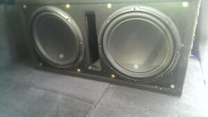 Looking to trade car audio