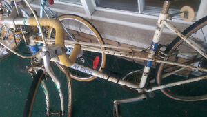 2 Bicycles--Raleigh and Tour du Quebec for sale $250