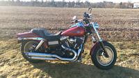2008 Harley Fat Bob FXDF Dyna