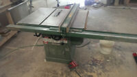 "General 10"" Professional Grade Table Saw."