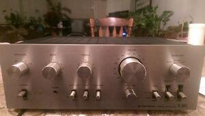 Vintage Pioneer SA-7500ll Stereo Amplifier