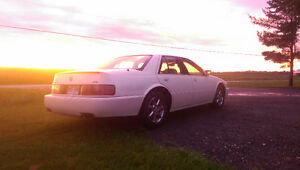 1996 Cadillac STS Berline