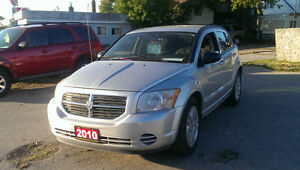 2010 Dodge Caliber SXT Sedan Cambridge Kitchener Area image 1