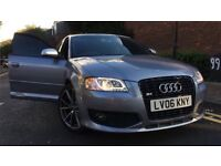 Audi A3 Bargain S line/s3 specs, real head turner 285BHP