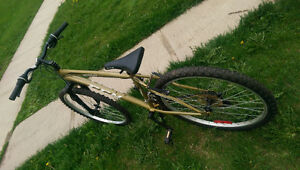 CCM 21 speed mountain bike barely used. Excellent condition