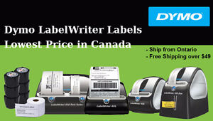 DYMO LabelWriter 400/450 LABEL, lowest price best quality in CA