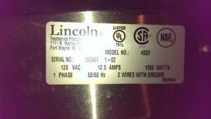 Lincoln Steamer
