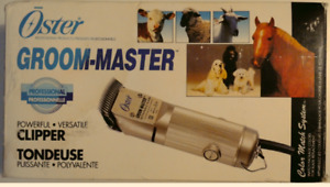 Oster Groom-Master Clippers