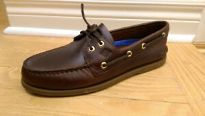 NWT Sperry Top-Sider Authentic Original A/O 2-Eye Boat Shoe