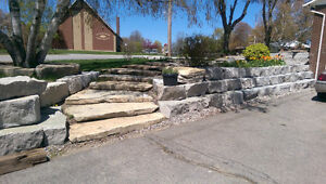 YOUR BEST INVESTMENT:  ARMOUR STONE & NATURAL STONE