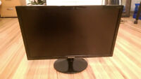 21.5 Mint Condition Samsung Monitor