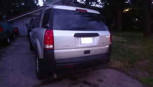 2003 Saturn Vue AWD, only 121000 km