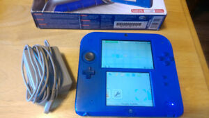 Nintendo 2DS with Mario Kart 7 (Pre-Loaded)