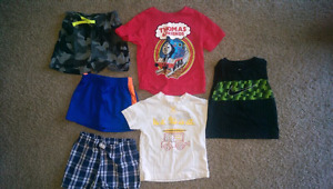 Boys summer clothes