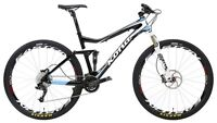 Wanted full suspention XC bike