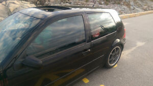 2000 Volkswagen GTI Coupé (2 portes)