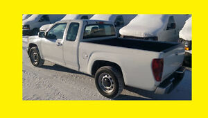 2010 GMC CANYON SLE EXCAB 5 SPEED FULL SAFETY INSPECTION
