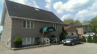 Large Two Storey Apartment with Elevated Patio in Stoney Creek