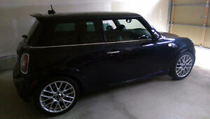 2009 MINI John Cooper Works Coupe (2 door)