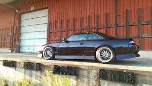 Immaculate S14 Kouki Chassis *No Expense Spared*Rolling Chassis*