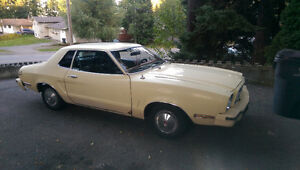 1977 Ford Mustang II - Complete Engine Rebuild and more