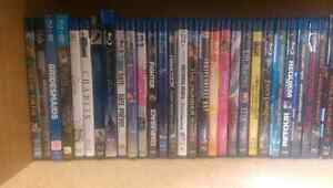 Bundle of Blu-Ray - $5 each or 10 for $30