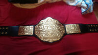 NEED GONE!!! WWE Replica World Heavy Weight Championship Belt