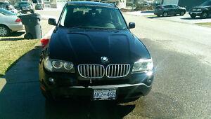 2008 BMW X3 3.0SI SUV, Crossover