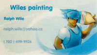 Painting services interior and exterior - free estimates