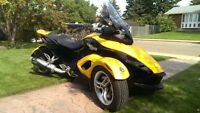 2008 Can Am Spyder Premier Edition