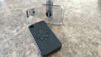 I-phone 4 case with stand (Roots)