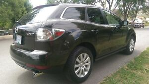 2012 Mazda CX-7 Cloth SUV, Crossover one owner -factory warranty Downtown-West End Greater Vancouver Area image 6