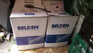 Belden speaker wire