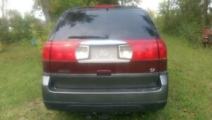2002 Buick Rendezvous cx SUV, Crossover