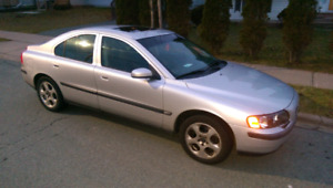 04 Volvo S60 loaded, $3500 obo SERIOUS INQ ONLY