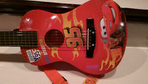 Disney Cars Mini Guitar by First Act