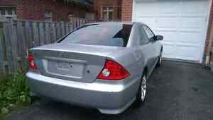 Honda civic 2004 coupe great condition