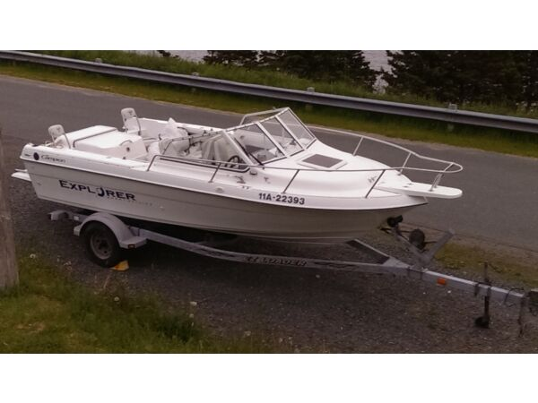 Used 2003 Campion Explorer 552