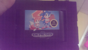 Sonic 2 not for resale $10 6-pak box only no game $5