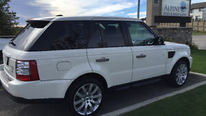 *85,000 KMS 2009 Land Rover Range Rover Sport HSE SUV, Crossover