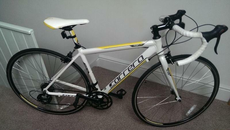 Carrera Tdf Ltd Road Bike In Caister On Sea Norfolk