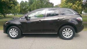 2012 Mazda CX-7 Cloth SUV, Crossover one owner -factory warranty Downtown-West End Greater Vancouver Area image 9