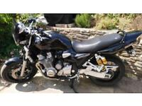 2010 - YAMAHA XJR1300 1250CC, EXCELLENT CONDITION, £5,490 OR FLEXIBLE FINANCE