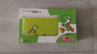 Yoshi's NEW Story 3DS XL + GAME ----- NEVER OPENED