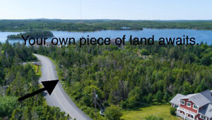 Building lot For Sale near Crystal Crescent Beach,Start Planning