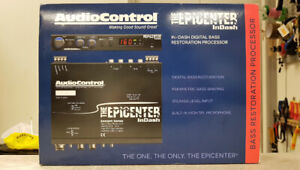AudioControl The Epicenter InDash Bass Processor