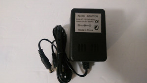 New NES / SNES Power Supply AC Adapter Neuf