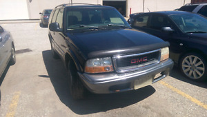 97 GMC Jimmy