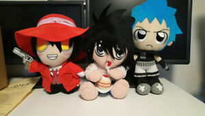 manga anime plushies